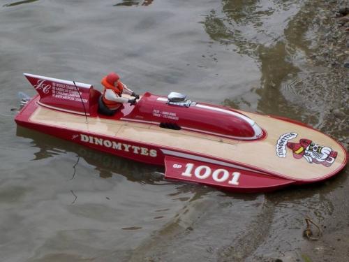 Lauterbach RC Boat